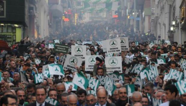 Giresunspor 50. yılını kutladı