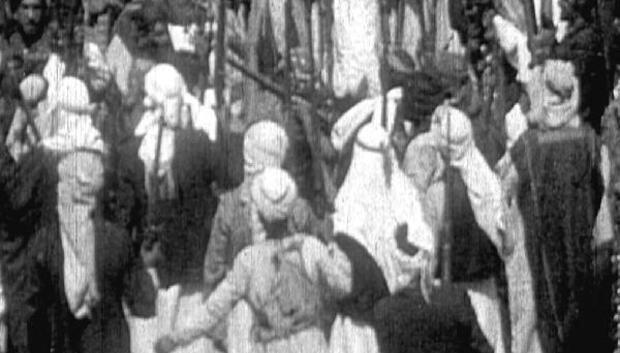 Tarihi görüntü ilk kez yayınlandı