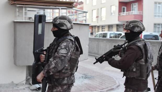 Konyada DEAŞ ve PKK operasyonu: 18 gözaltı