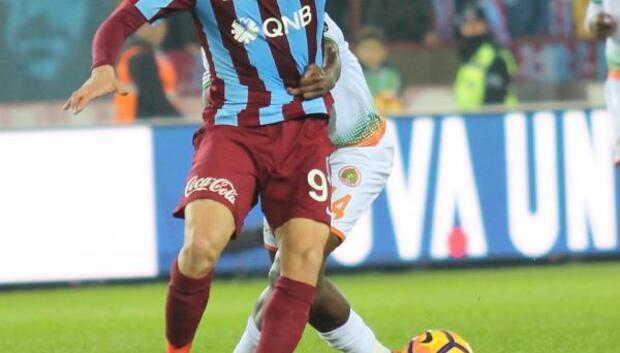 Trabzonspor'un yükselen yıldızı Yusuf Yazıcı