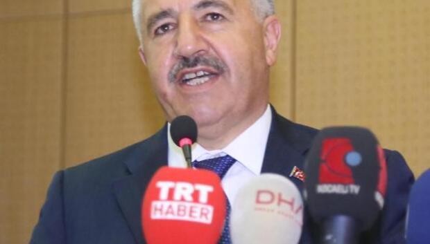 Bakan Arslan: Tüm derdimiz çift başlı yönetim olmasın (2)