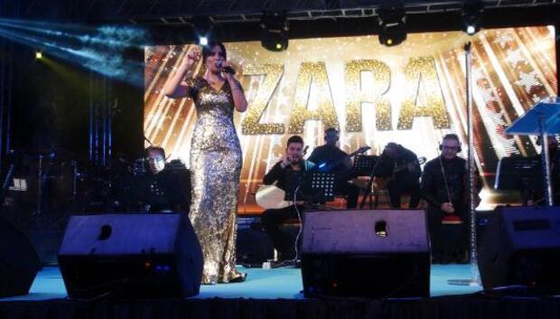 Şanlıurfada Zara konseri