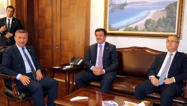 Bakan Zeybekci: Türkiyenin temellerine konulan en büyük dinamit 1991 yılında konuldu