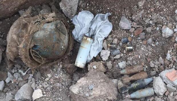 Nusaybinde bugüne kadar 960 el yapımı patlayıcı imha edildi