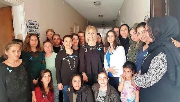 Annelere kanser eğitimi