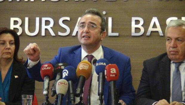 CHPli Tezcan: Peygamberlik referandumla olmaz