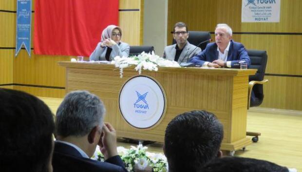 AK Partili Miroğlu: Ne işi var Deniz Baykalın Mardinde
