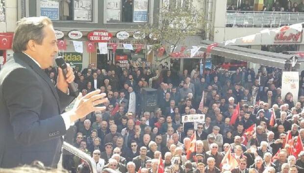 CHPli Torun: Tek çare 'Hayır' demek