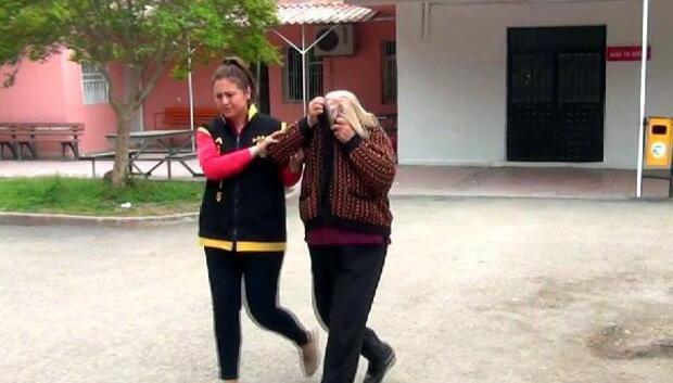 Otoban Ayşe fuhuş pazarlığı iddiasıyla yakalandı