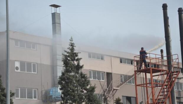 Çerkezköyde fabrikada patlama (3) Yeniden