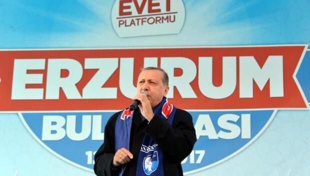 Cumhurbaşkanı Erdoğan: Kanserli hastanın tedavisini, masrafını devlet üstlenecek