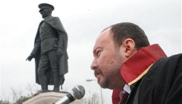 Edirne Baro Başkanı Yıldırım'dan otopark tepkisi