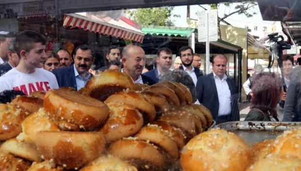 Çavuşoğlu, Hayır standını ziyaret etti - Ek Fotoğraflar