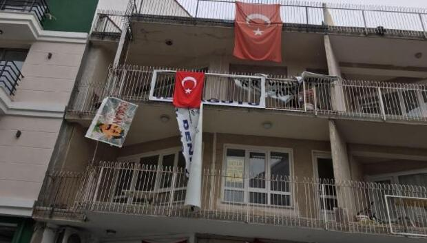 Denizli HDP binasından iki bilgisayar kasası çalındı