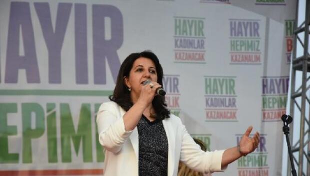 HDPden Gündoğdu Meydanında Hayır çağrısı