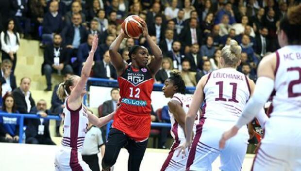 Yakın Doğu Üniversitesi, FIBA Kadınlar Avrupa Kupasının sahibi oldu