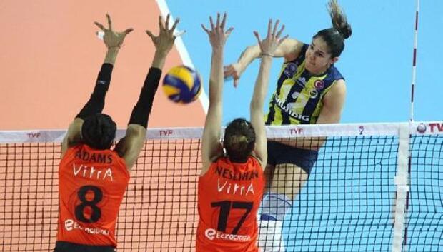 Voleybolda finalin adı; Fenerbahçe - Galatasaray