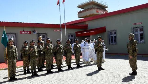 İran sınırında Hudut Kartalları alarmda