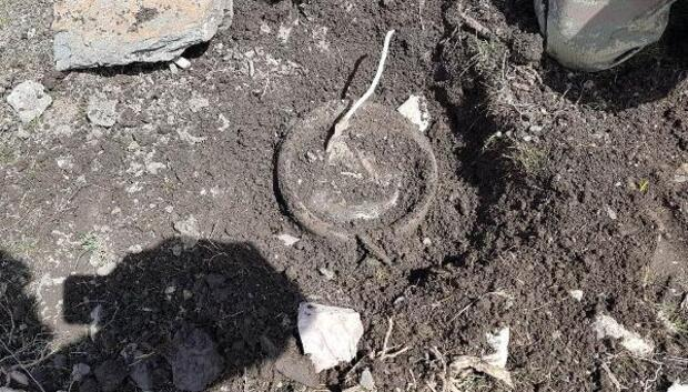 Hakkaride PKK tuzağı imha edildi