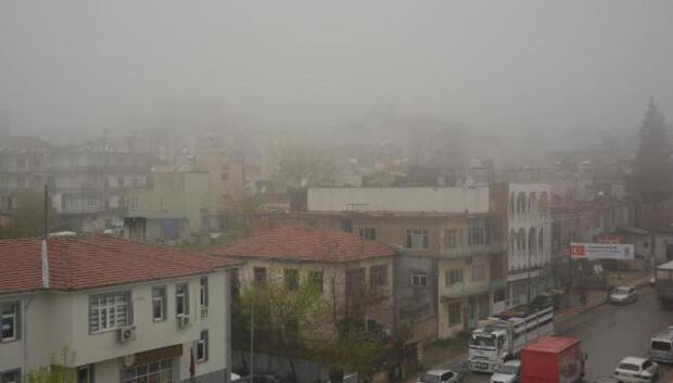 Besnide yoğun sis
