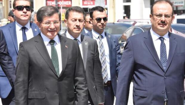 Davutoğlu, Erdoğanın Konya mitingine katılacak
