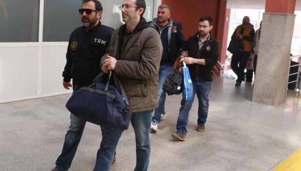 Kocaelide FETÖ ve PKK şüphelileri adliyede