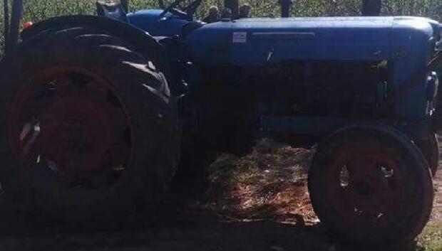 Traktör ile römork arasına sıkışan sendikacı öldü
