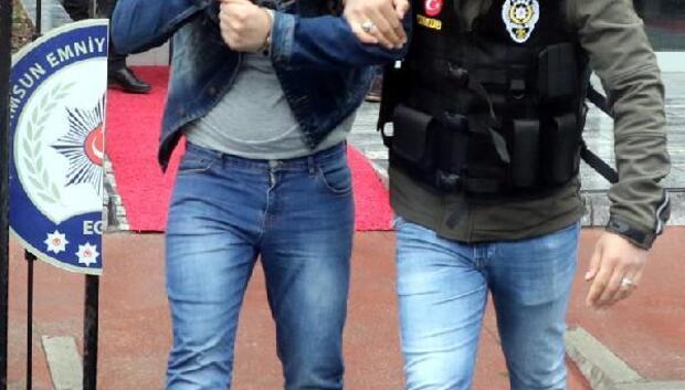 10 kilo esrarla yakalanan üç şüpheli gözaltına alındı