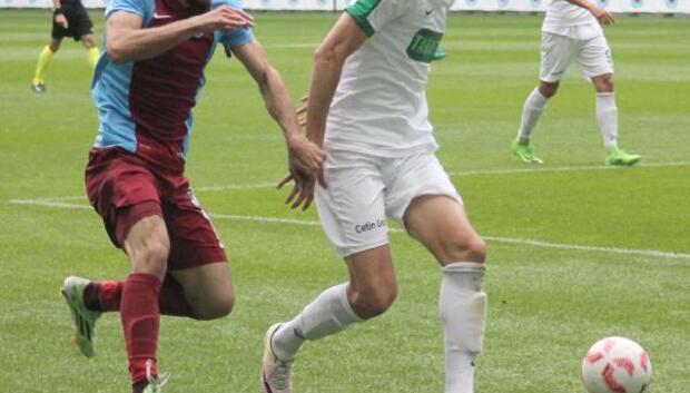 1461 Trabzon-Kırklarelispor: 0-1