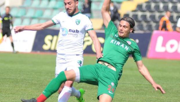 Kocaelispor-Beylerbeyi: 0-2
