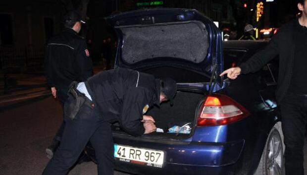 İzmitte 412 polisle huzur operasyonu