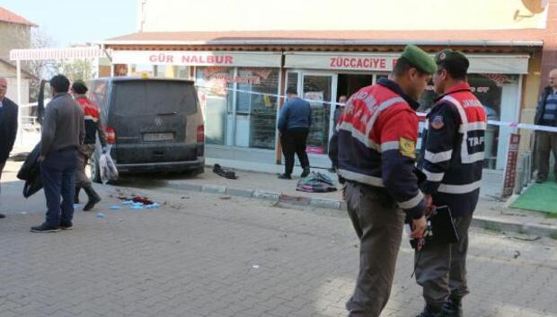 Freni boşalan minibüs dehşet saçtı: 1 ölü, 1 yaralı