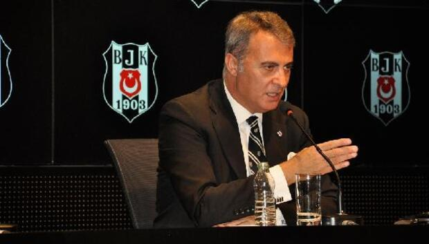 (geniş haber) Beşiktaş Başkanı Orman: Provokasyonlara gelmeyeceğiz