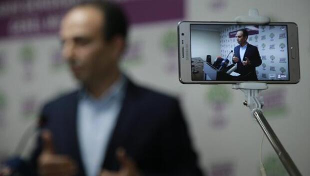 Baydemir: Atı alan Üsküdarı geçmedi Sayın Cumhurbaşkanı