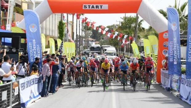 Tour Of Mersin' Tarsus'tan start aldı