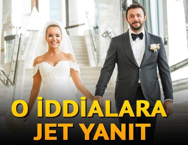 29 Ağustos'ta evlenen ünlü şarkıcı Bengü ile Selim Selimoğlu hakkında şaşırtan bir iddia ortaya atıldı.