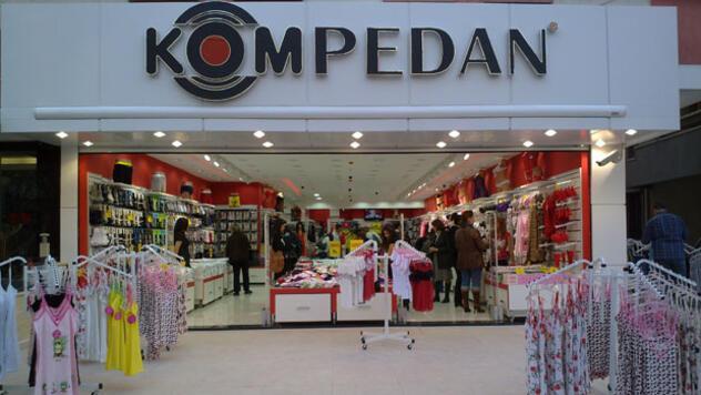 110 mağazası olan tekstil devi battı