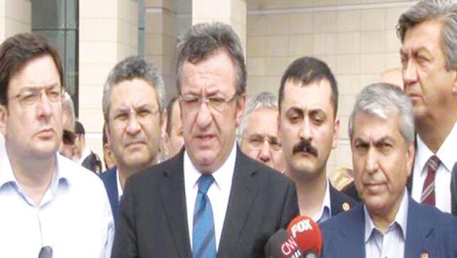 CHPli vekile 25 yıl hapis