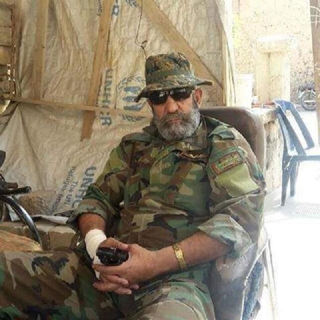 Suriye Ordusu komutanı İslam Zahrettin öldü