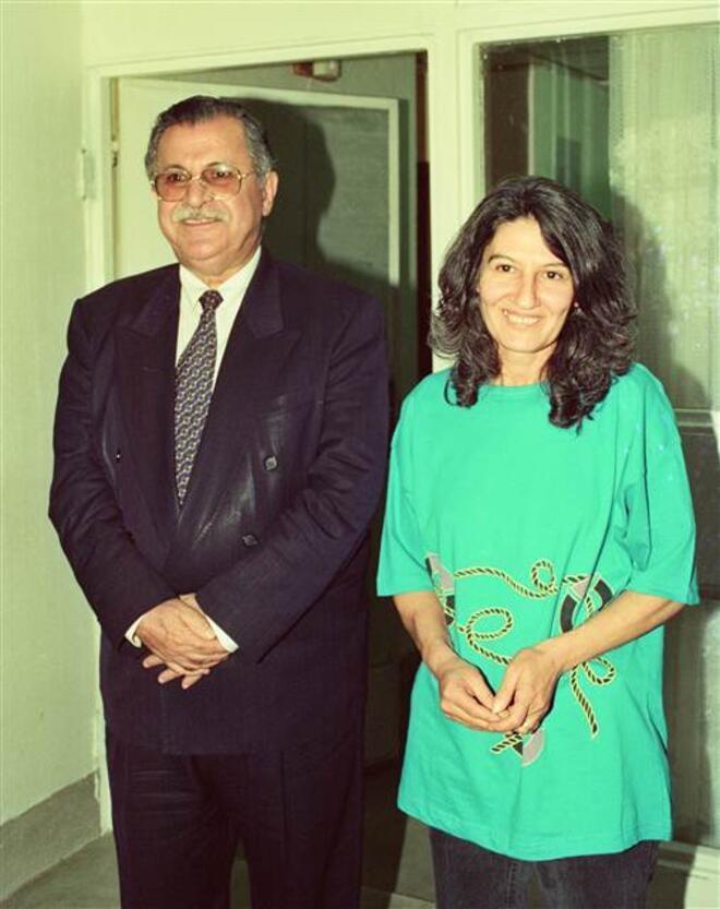 Celal Talabani hayatını kaybetti Partisinden ilk açıklama...
