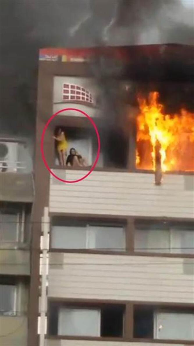 Oteldeki yangın dehşetinde çarpıcı detay