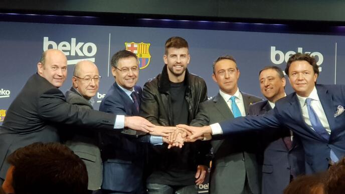 Ali Koçtan Barcelonaya dev imza