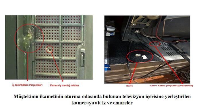 Baykala kaset kumpasında flaş gelişme... 24 kişi için 12 ayrı adrese kamera koymuşlar