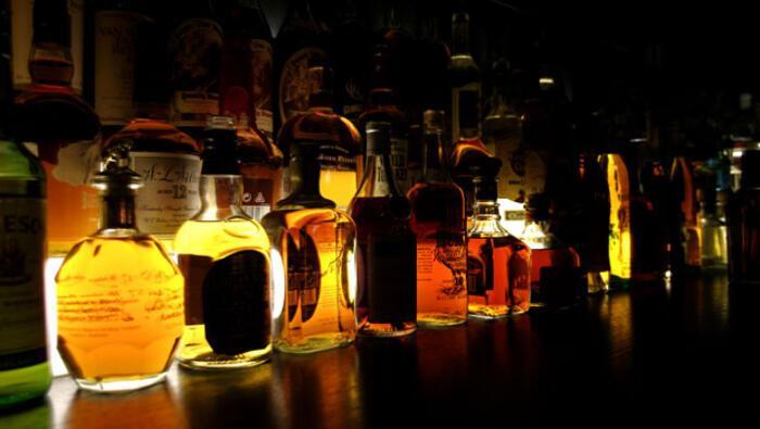 Kuru alkol - görünüm ve uygulama tarihi