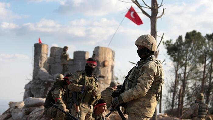 AA: TSK ve ÖSO, Şeyh Horoz köyünü aldı