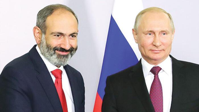 Sochi Paşinyan Putin ile ilgili görsel sonucu
