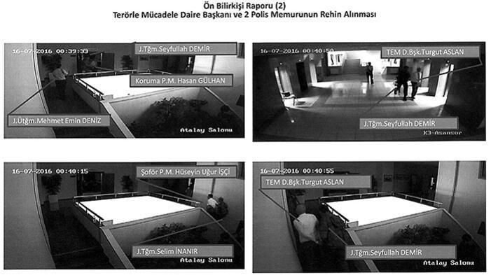 Terörle Mücadele Daire Başkanı böyle vurulmuş Fotoğraflar ortaya çıktı