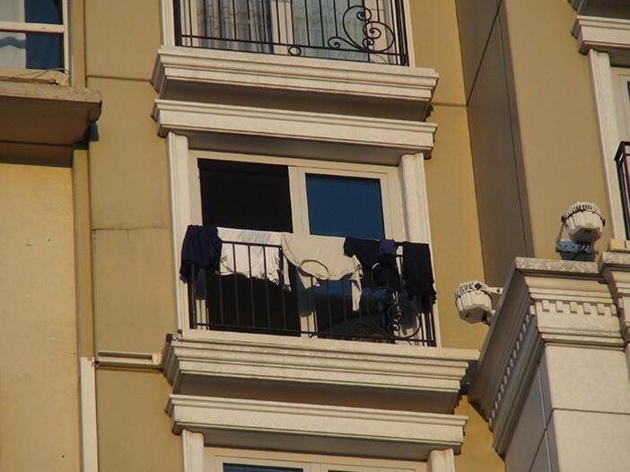 Taksimdeki lüks otelde bunu yaptı