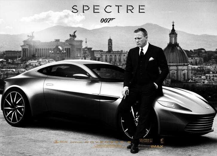 Bondun aracı gerçek oldu İngiliz devi üretime başladı...
