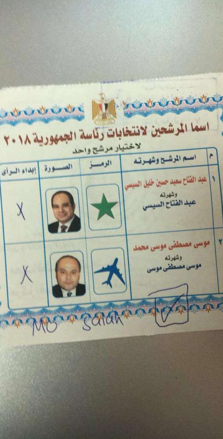 Salah başkan Mısır şampiyon